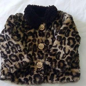Other - Little girls first fur coat.
